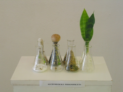 Alchemistical Personification, object, 2005