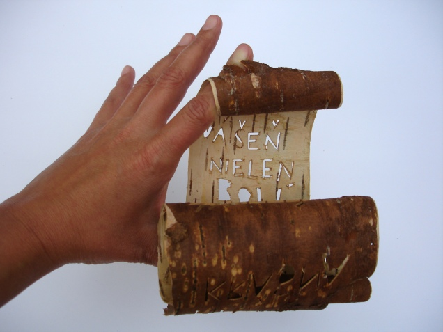 Passion hurts, object, 2008